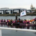 Sport Relief at Salford quays 2010