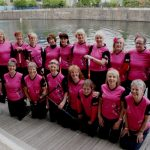 Pool of Life helped to run the event and showed everyone how great we can look on the water!